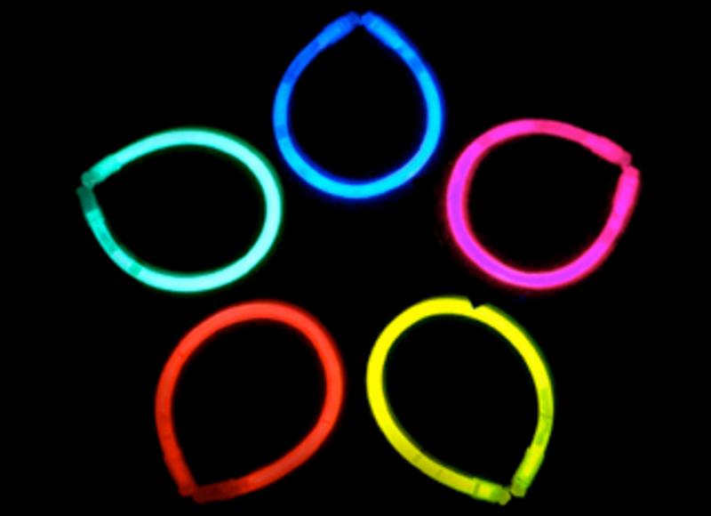 Glow Bracelets - Assorted Colours