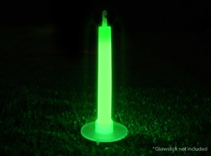 6″ Glow Stick Ground Stake