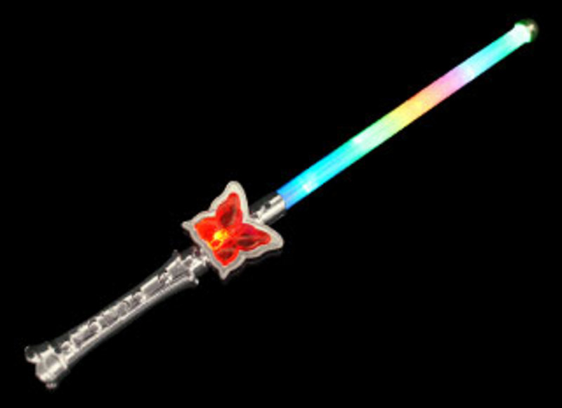 Butterfly Sparkle Wand
