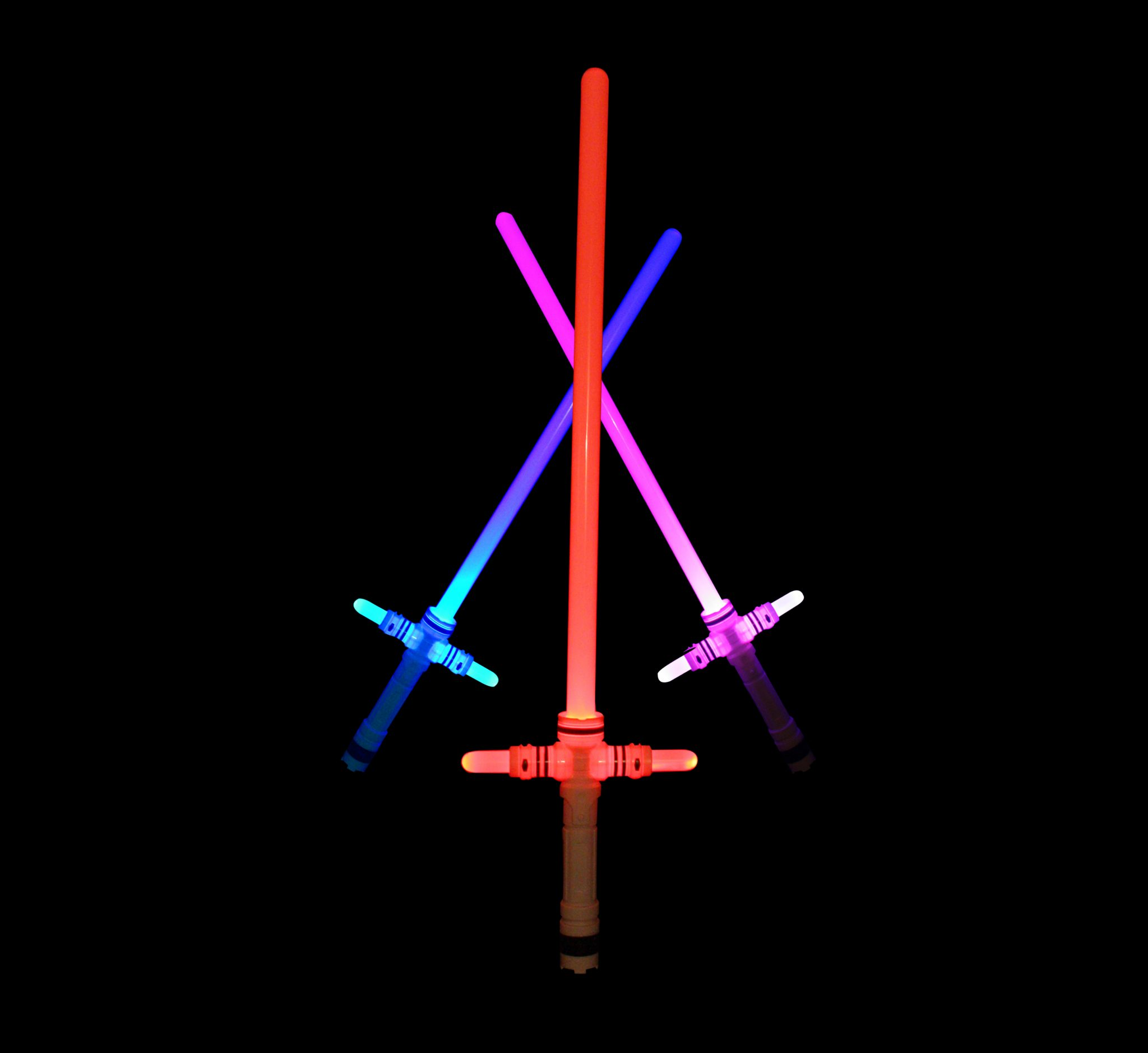 Motion Sensitive Colour Changing Light Sabre