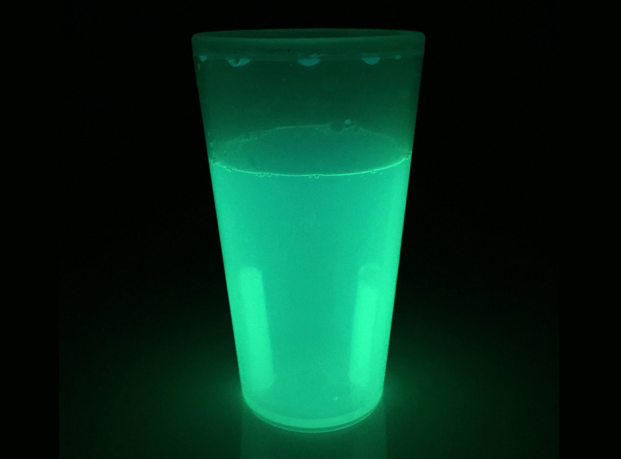 Glow Cup Green