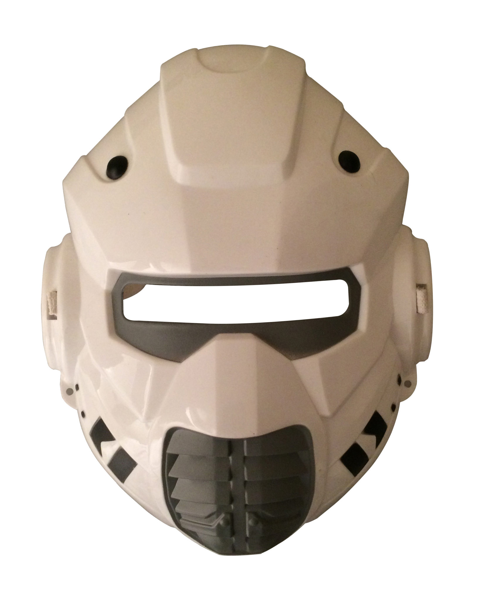 Space Wars White Mask