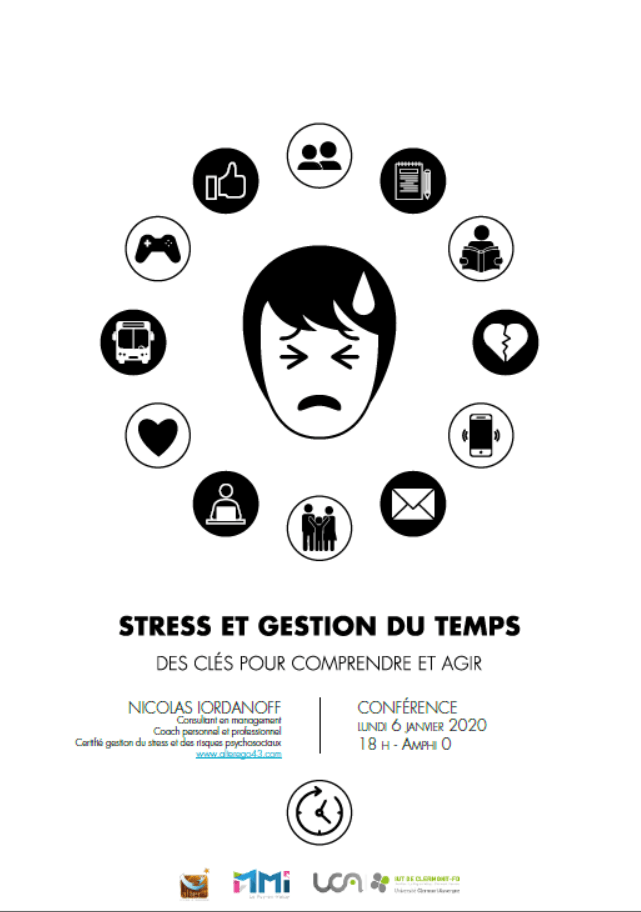 gestion stress le puy en velay