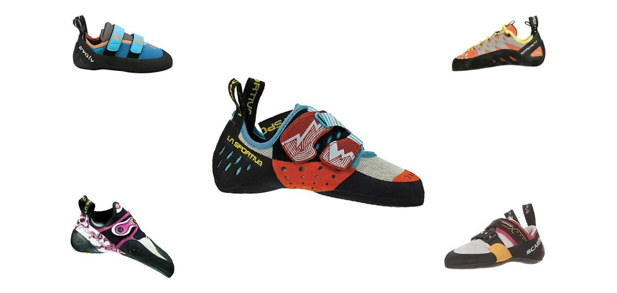 Best Rock Climbing Shoes for Women reviews 2017