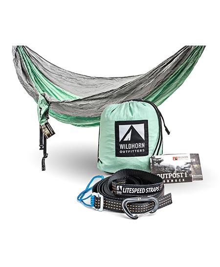 13. Outpost Camping Hammock