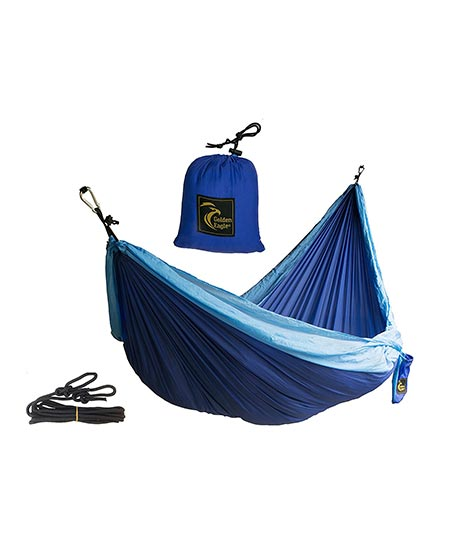8. Double Camping Hammock Set