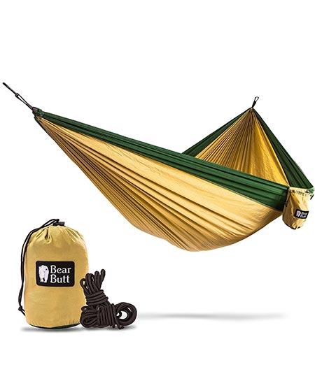 double parachute camping hammock 13 best doublenest hammocks reviews 2018  rh   alterestimate