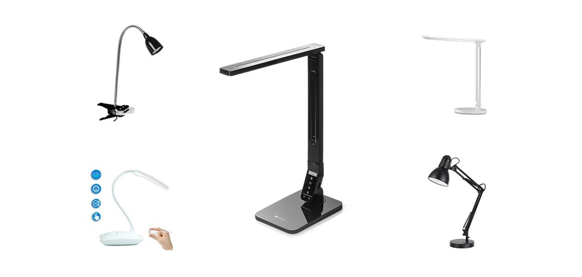 10 Best Cheap LED Desk Lamp reviews 2018