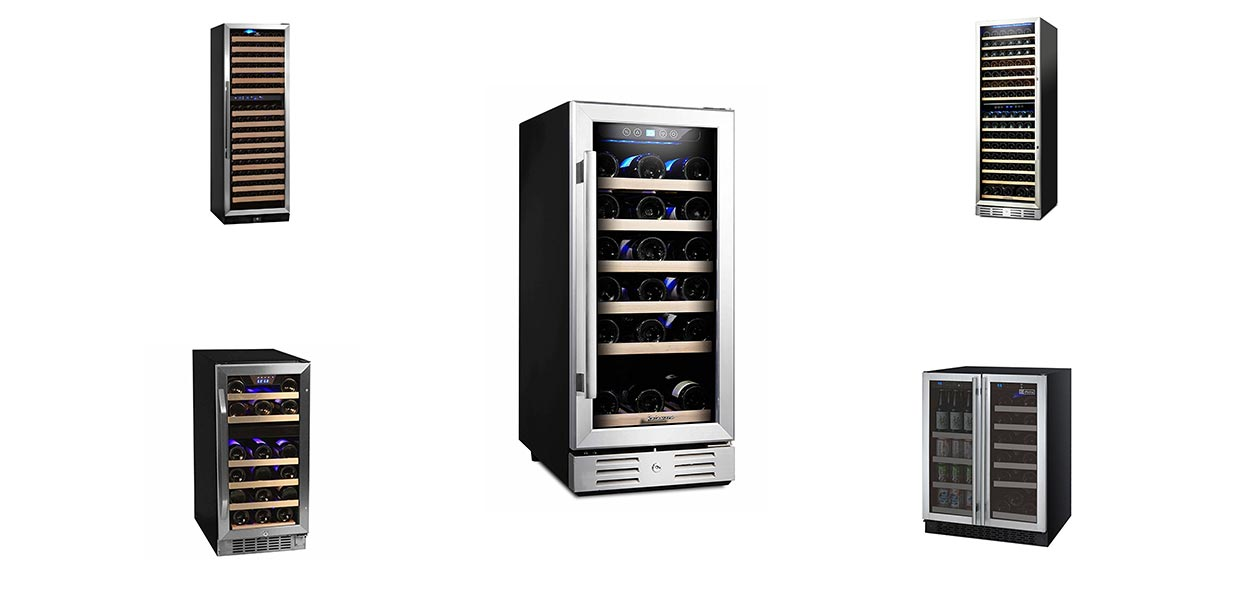 Wine Refrigerator Reviews >> 8 Best Built In Wine Cooler Reviews In 2019