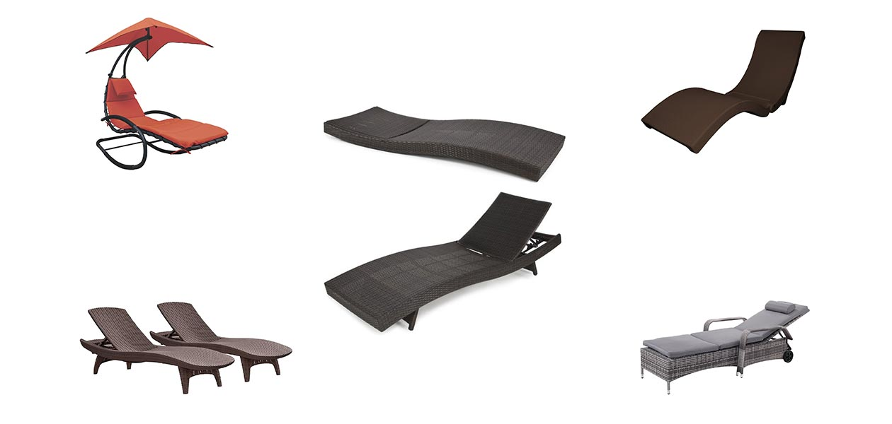 best outdoor chaise lounges reviews in 2018