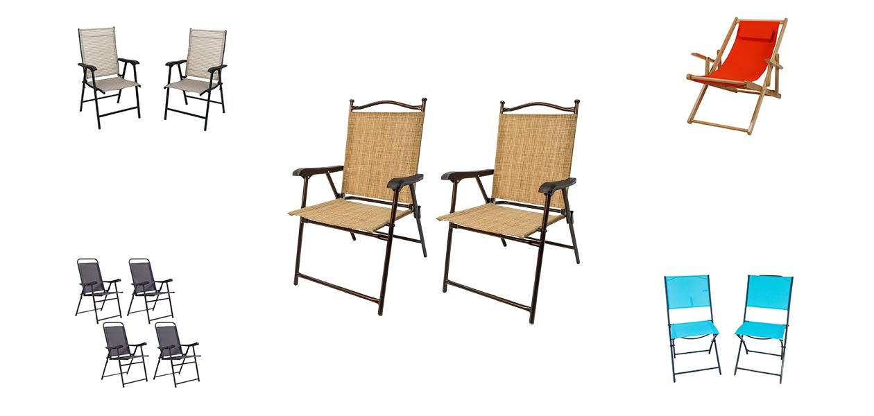 Best Outdoor Patio Sling Chairs Reviews in 2018