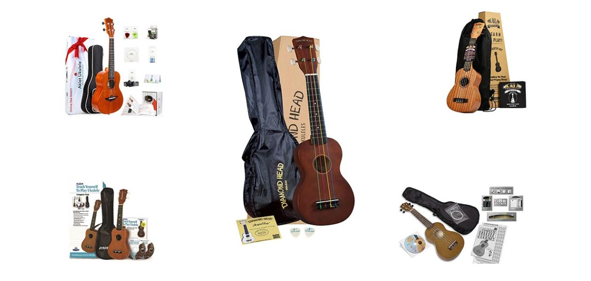 10 Best Ukulele Starter Packs For Beginners In 2018
