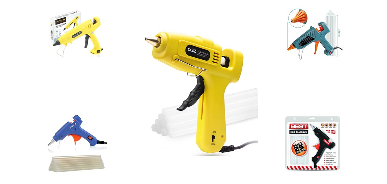 AdTech Precision PRO Hot Glue Gun for DIY and Crafting