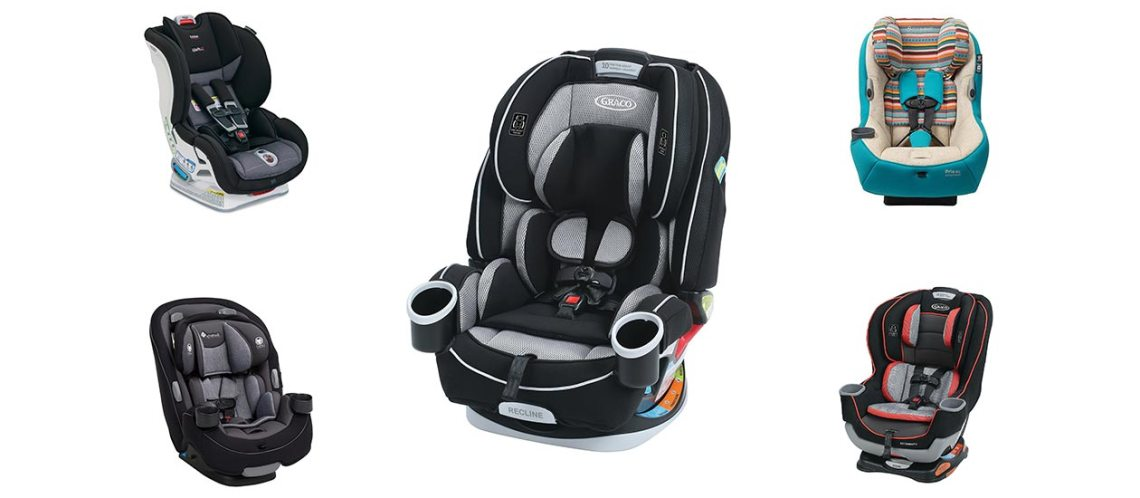 The Best Safety Convertible Car Seats for Toddlers in 2018