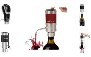 The Best Electric Wine Aerator Dispenser for Home Use