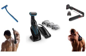 Best Back Shavers for Men