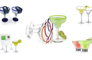 The Best Margarita Glasses