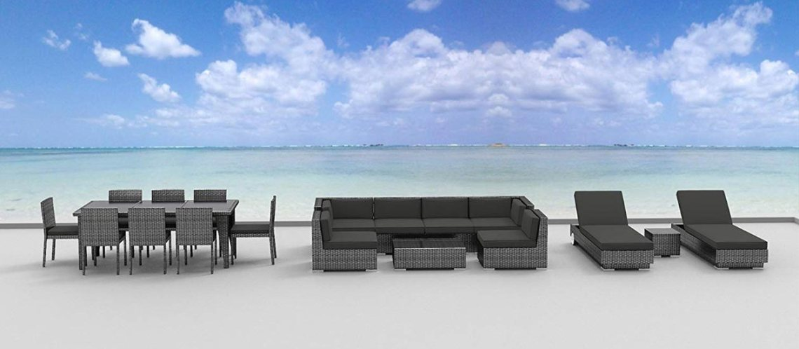 The Best Outdoor Furniture Sofa Sectional Set
