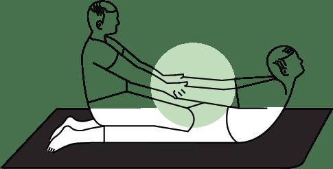 Massage thaï : étirements et percussions pour libérer les tensions