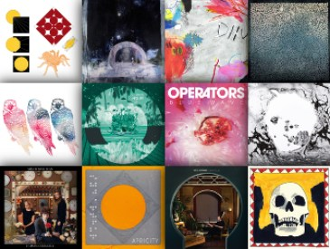 favorite albums 2016