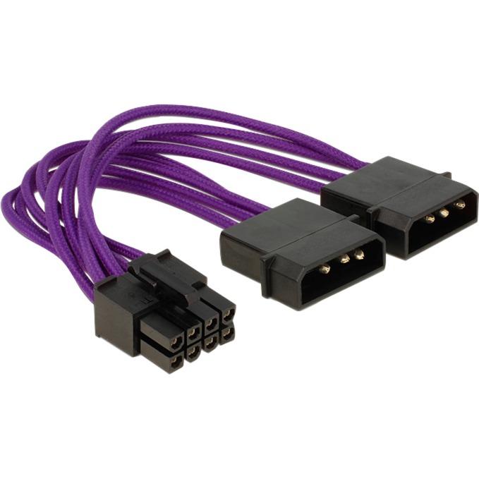 EPS - 2 x 4 pin internal power cable, Adaptador Antrons 24-Pin ATX/EPS PSU Jump Starter Bridge Antrons 24-Pin ATX/EPS PSU Jump Starter Bridge DeLOCK EPS   2 x 4 pin internal power cable  Adaptador  tnzv19