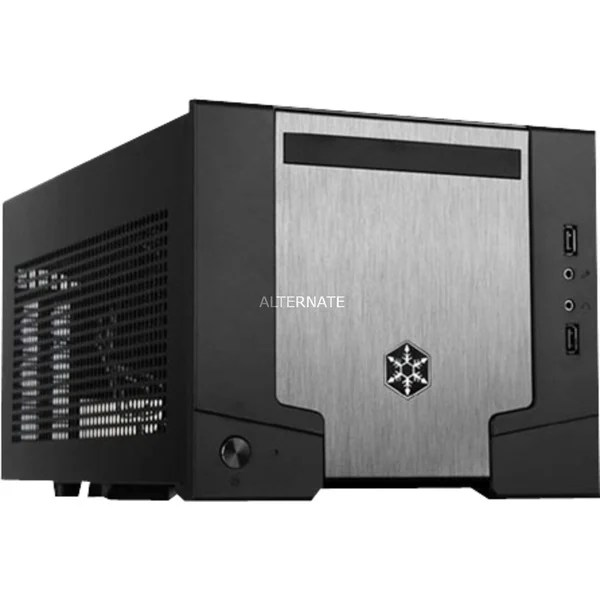 SG07 Small Form Factor (SFF) 600W Nero vane portacomputer, Alloggiamento desktop SilverStone Technology Form Factor PLUS BRONZE Power Supply with +12V single rail 7 SilverStone Technology Form Factor PLUS BRONZE Power Supply with +12V single rail 7 SilverStone SG07 Small Form Factor  SFF  600W Nero vane portacomputer  Alloggiamento desktop  texi9d