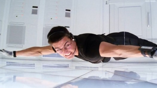 Mission: Impossible (1996) - Alternate Ending : Alternate Ending