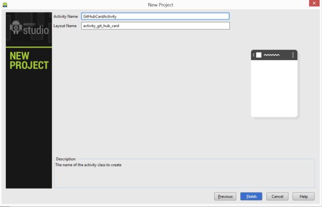 GitHubCardActivityCreate