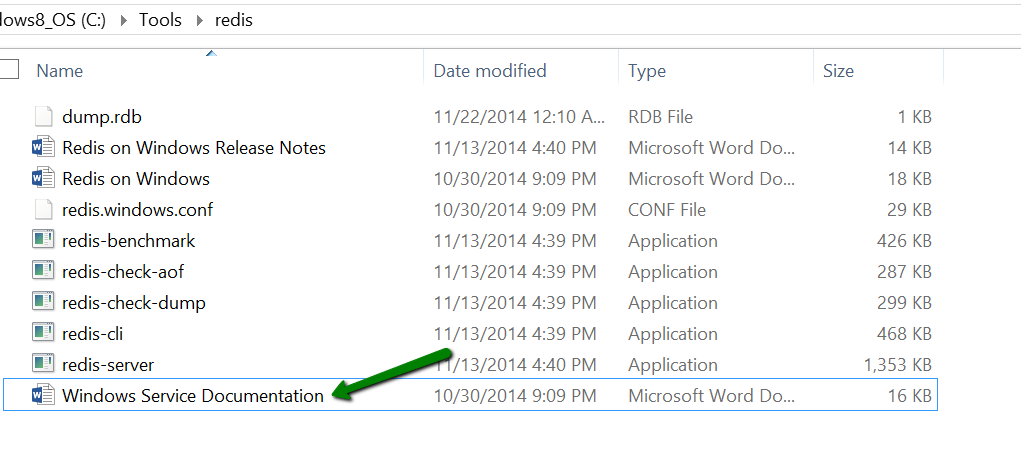 install redis client windows