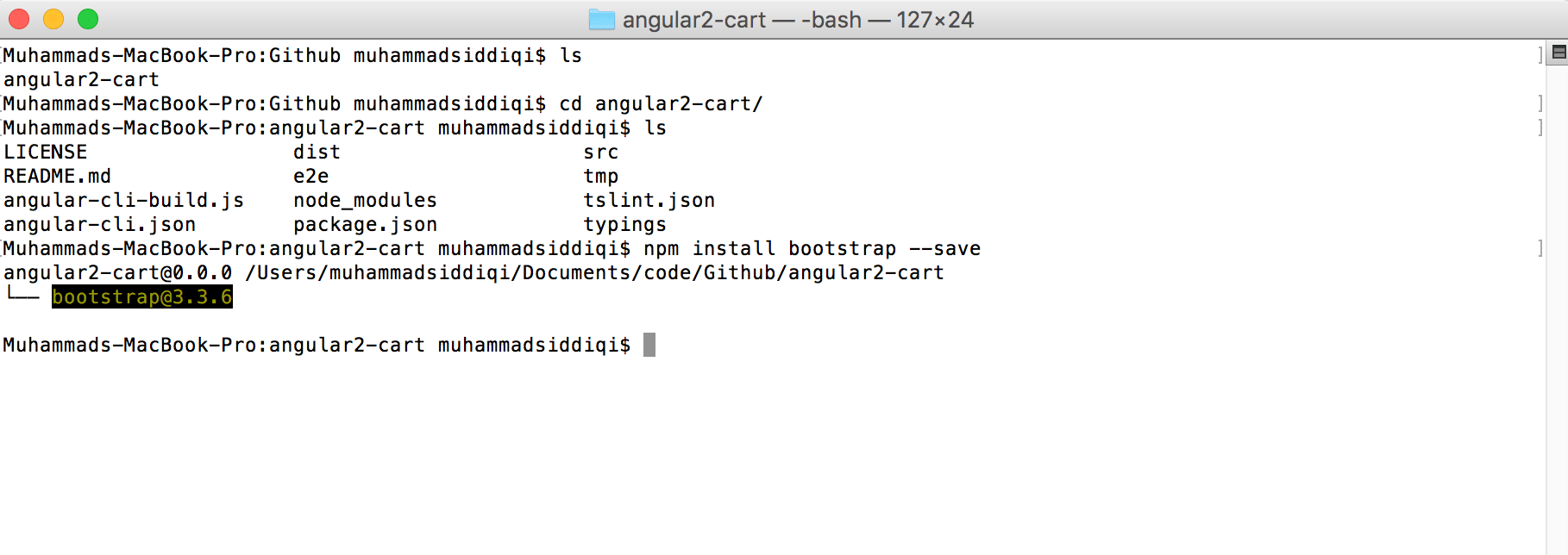 Using Third party libraries in Angular2 with Angular CLI – Alternate
