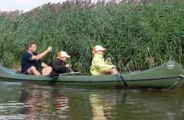 Pannenkoeken en kanoen in Utrecht