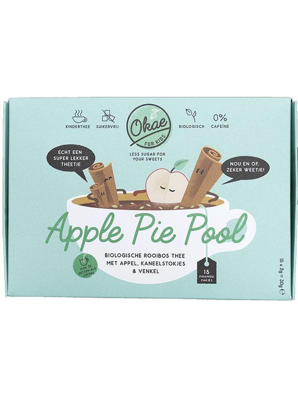 Kinderthee Apple Pie Pool