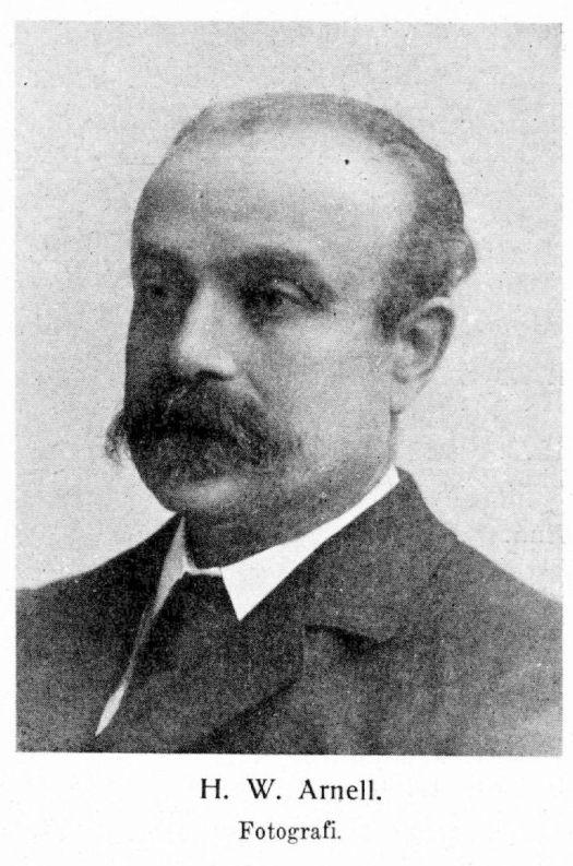 Hampus Wilhelm Arnell