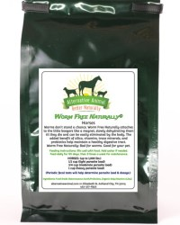 natural horse dewormer