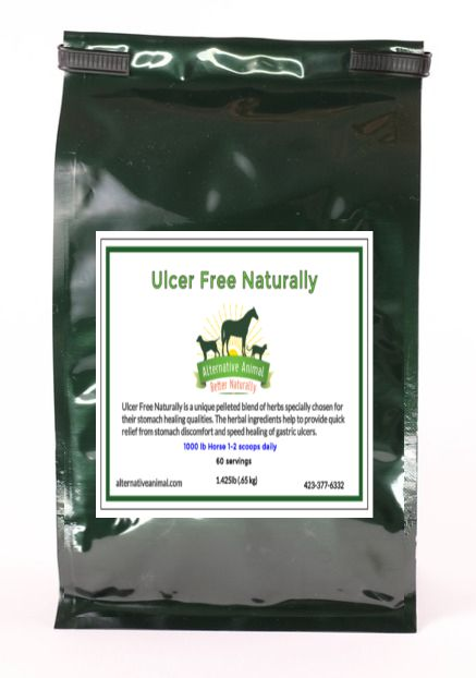 Ulcer Free Naturally-Natural Ulcer Treatment for Horses