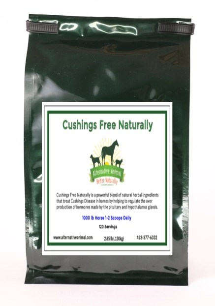 Cushings Free Naturally-Natural Cushing's Treatment for Horses