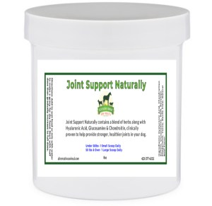 Joint Support Naturally-Hip and Joint Supplement for Dogs 1