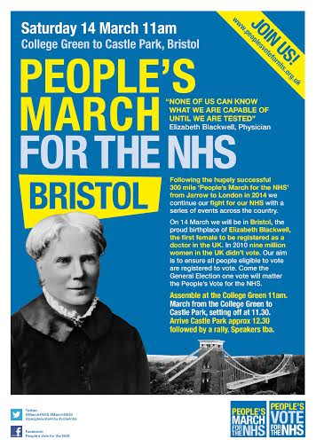 Peoples March for the NHS