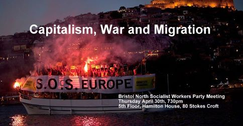 Capitalism, War and Migration