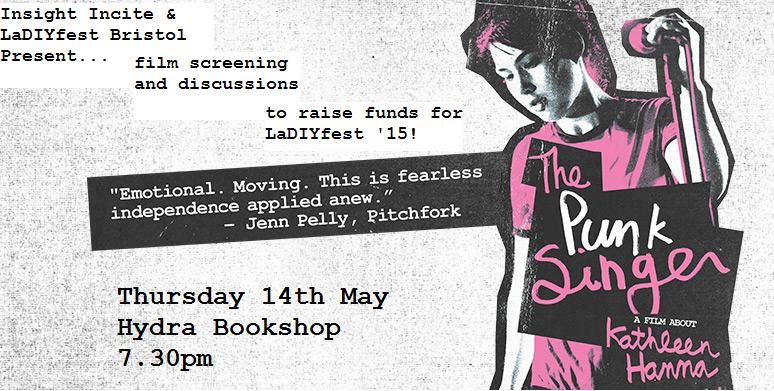 A LaDIYfest Fundraiser: Screening 'The Punk Singer' + Discussion