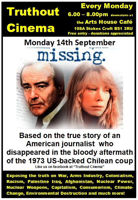 Truthout Cinema - Missing