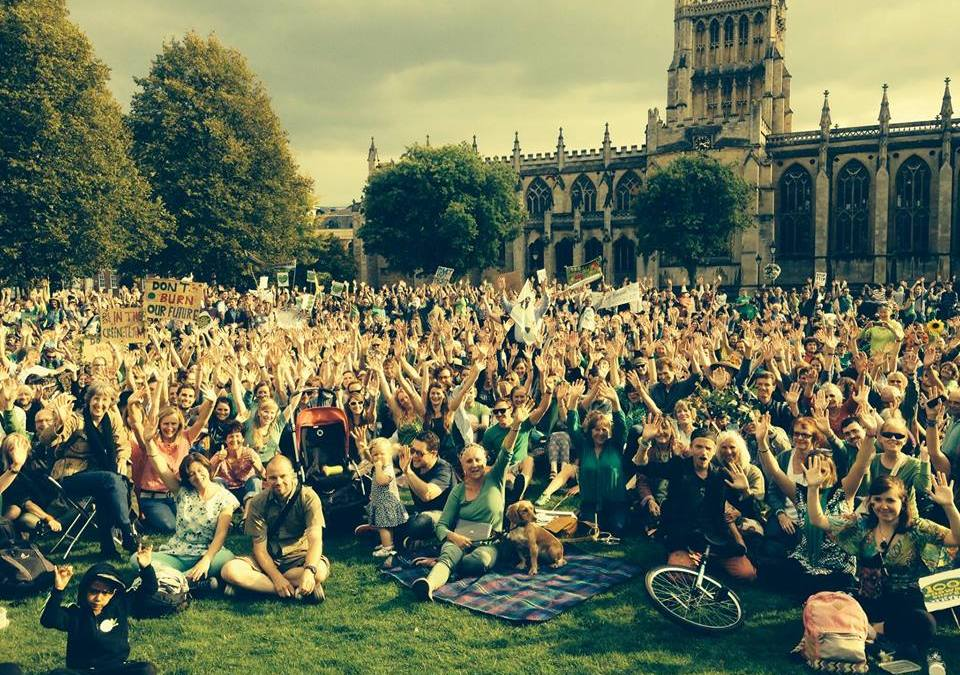 Bristol March for Climate, Justice & Jobs