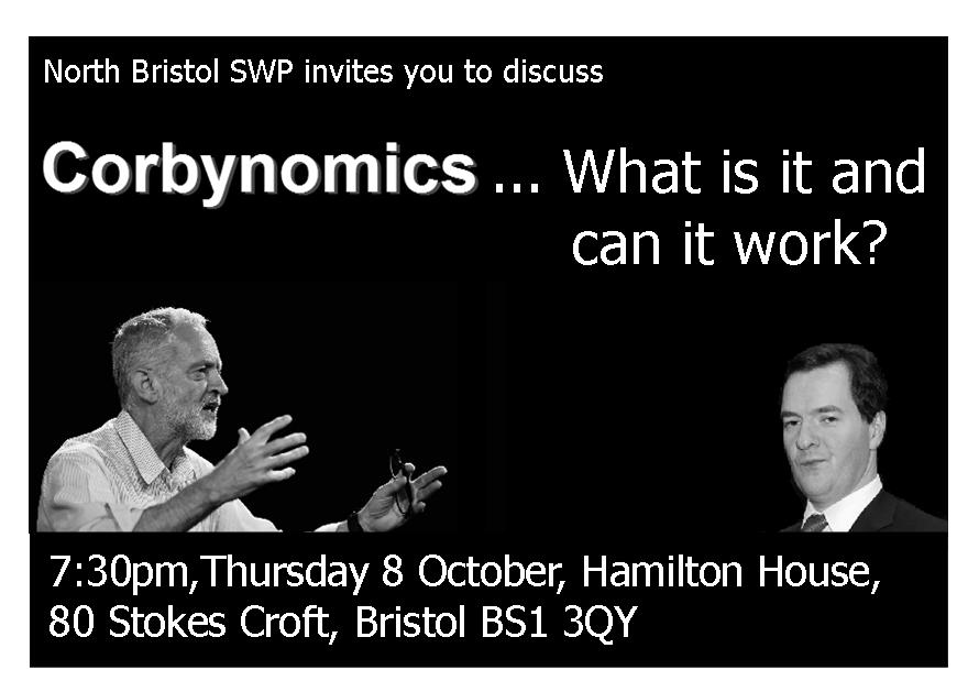 Corbynomics…what is it and can it work?