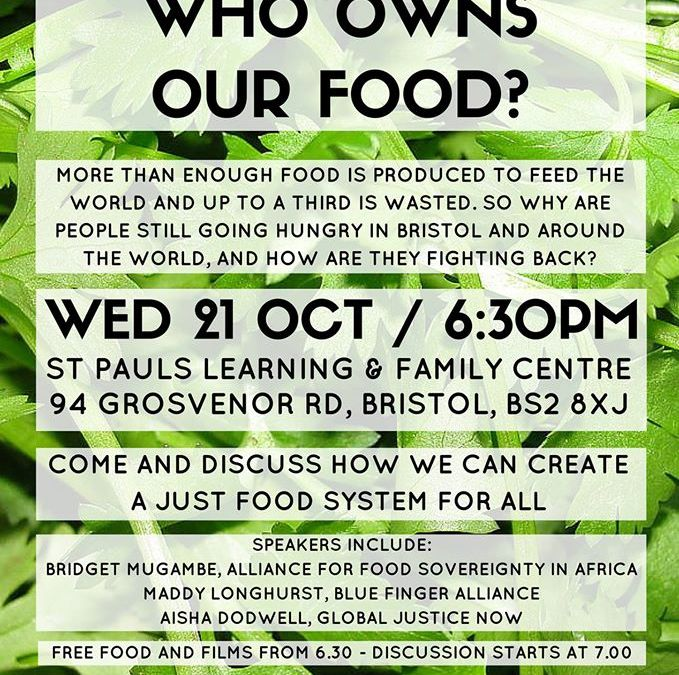 Growing Power: Who owns our food?
