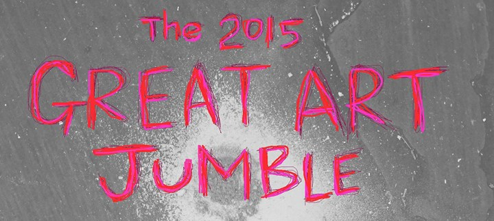 The Great Art Jumble 2015 – a KKP Fundraiser