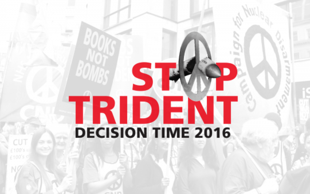 Stop Trident national demonstration