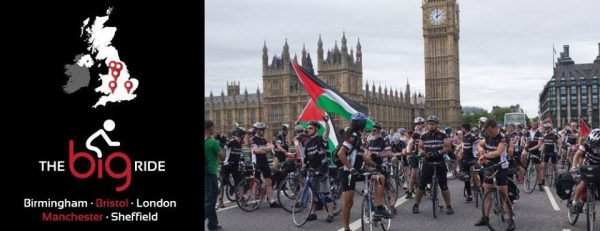 Rally for Palestine - Critical Mass
