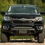 Rigid Industries 2015 2016 Chevy Colorado Fog Mount