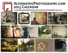 2013 AlternativePhotography.com calendar