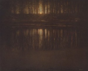 Steichen's The Pond - Moonrise